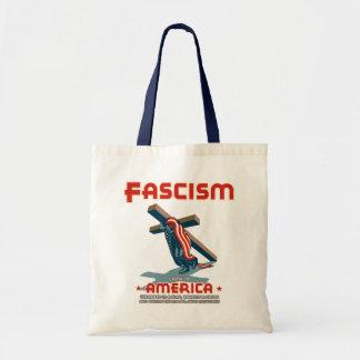Le fascisme est venu enveloppé tote bag