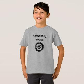 Le FCRC de l'enfant réinventant le T-shirt de