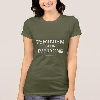 """Le """"féminisme est pour chacun"""" T-shirts"""