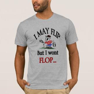 Le fer à cheval renverse le T-shirt américain