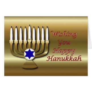 Le festival de Hanoukka de la lumière mire le Cartes