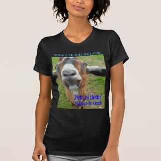 Le feta est Betta ! , Nubians disparaissent le T-shirt