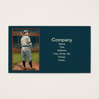 Le feu de forêt Schulte, Chicago Cubs, 1911 Cartes De Visite