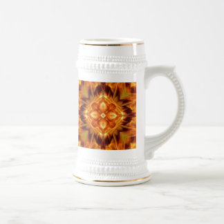 Le feu de kaléidoscope tasse à café