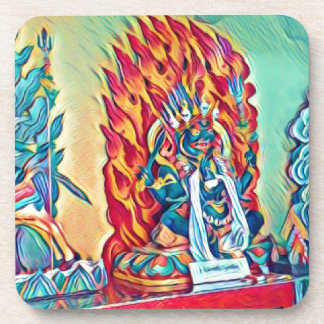 Le feu spirituel dessous-de-verre