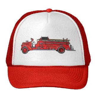 Le feu Truck_02 Casquette