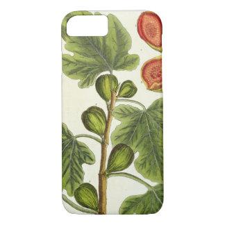 """Le figuier, plaquent 125 """"d'un de fines herbes coque iPhone 8/7"""