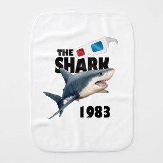 Le film de requin linge de bébé