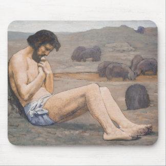 Le fils prodigue, C. 1879 (huile sur la toile) Tapis De Souris