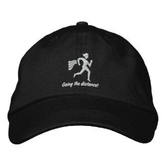 """Le fonctionnement des femmes """"allant la distance ! casquette brodée"""