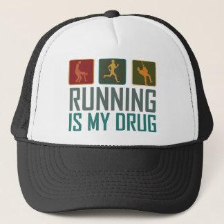 Le fonctionnement est ma drogue casquette