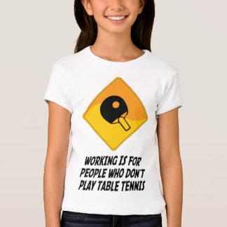 Le fonctionnement est pour les personnes qui ne t-shirt