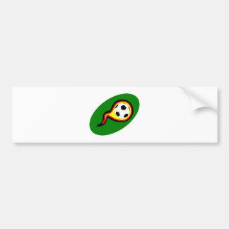 Le football Allemagne des Allemagnes soccer Adhésifs Pour Voiture