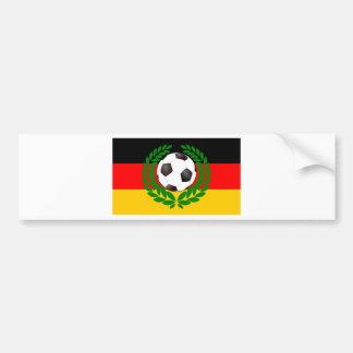 Le football Allemagne des Allemagnes soccer