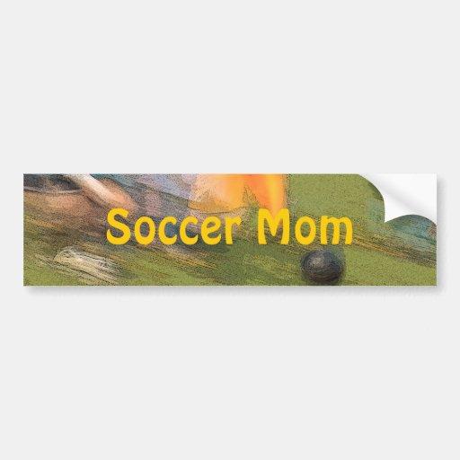Le football adhésif pour voiture