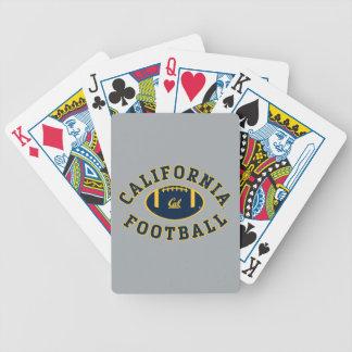Le football | calorie Berkeley 5 de la Californie Jeu De Poker