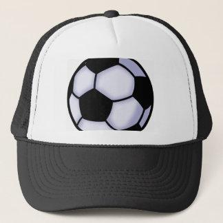 le football casquette