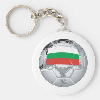 Le football de la Bulgarie Porte-clé Rond