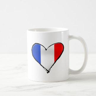 Le football de la France - le football 2012 d'euro Tasse
