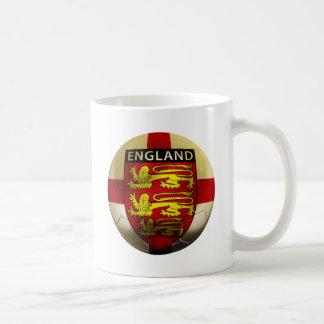 Le football de l'Angleterre Mug