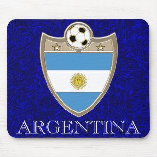 Le football de l'Argentine Tapis De Souris