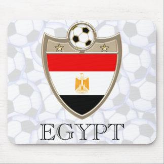 Le football de l'Egypte Tapis De Souris