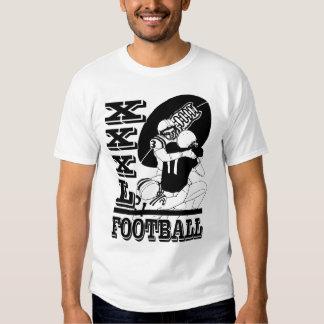 Le football de XXXL T-shirts
