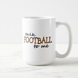 Le football d'entretien à moi mug