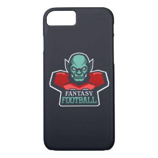 Le football d'imaginaire coque iPhone 7