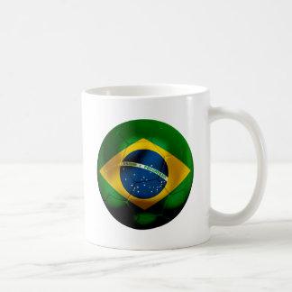 Le football du Brésil Mug