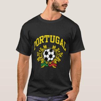Le football du Portugal T-shirt