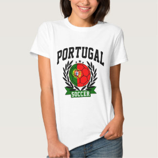 Le football du Portugal T-shirts