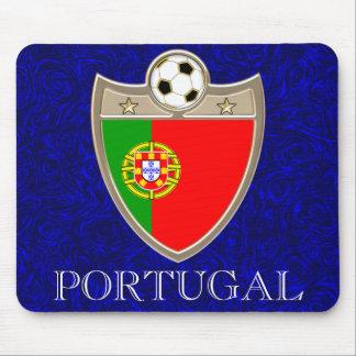 Le football du Portugal Tapis De Souris
