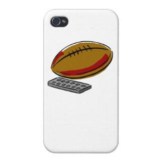 Le football et à télécommande coque iPhone 4