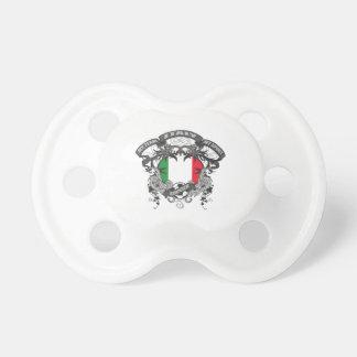 Le football Italie Sucette Pour Bébé