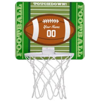 Le football personnalisé mini-panier de basket