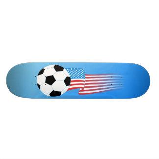 Le football plateau de skate