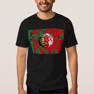 le football Portugal T-shirt