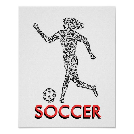 LE FOOTBALL AFFICHE