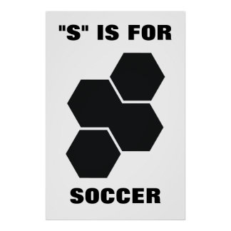 Le football posters