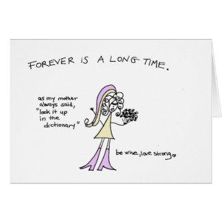 Le Forever est une carte de Crazyhair de long
