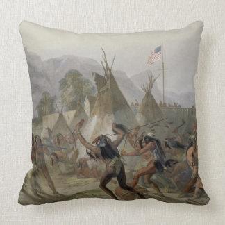 Le fort le Mackenzie, le 28 août 1833, plaquent 42 Oreiller