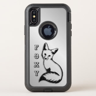 Le Fox argenté est rusé