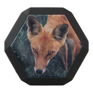 Le Fox rouge Haut-parleurs Noirs Sans-fils