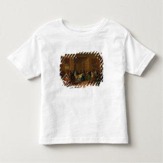 Le foyer (croquis) t-shirt pour les tous petits