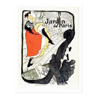 Le Français du cru De Toulouse Lautrec pouvoir-peu Carte Postale