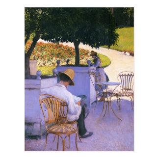 Le frère des Caillebotte-Artistes de Gustave dans  Carte Postale