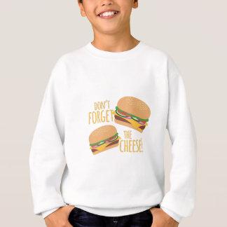 Le fromage sweatshirt