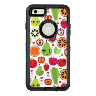 le fruit badine la pomme d'illustration coque OtterBox iPhone 6 et 6s plus