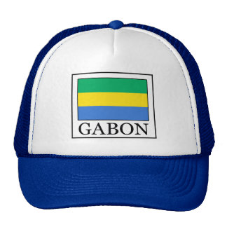 Le Gabon Casquette Trucker